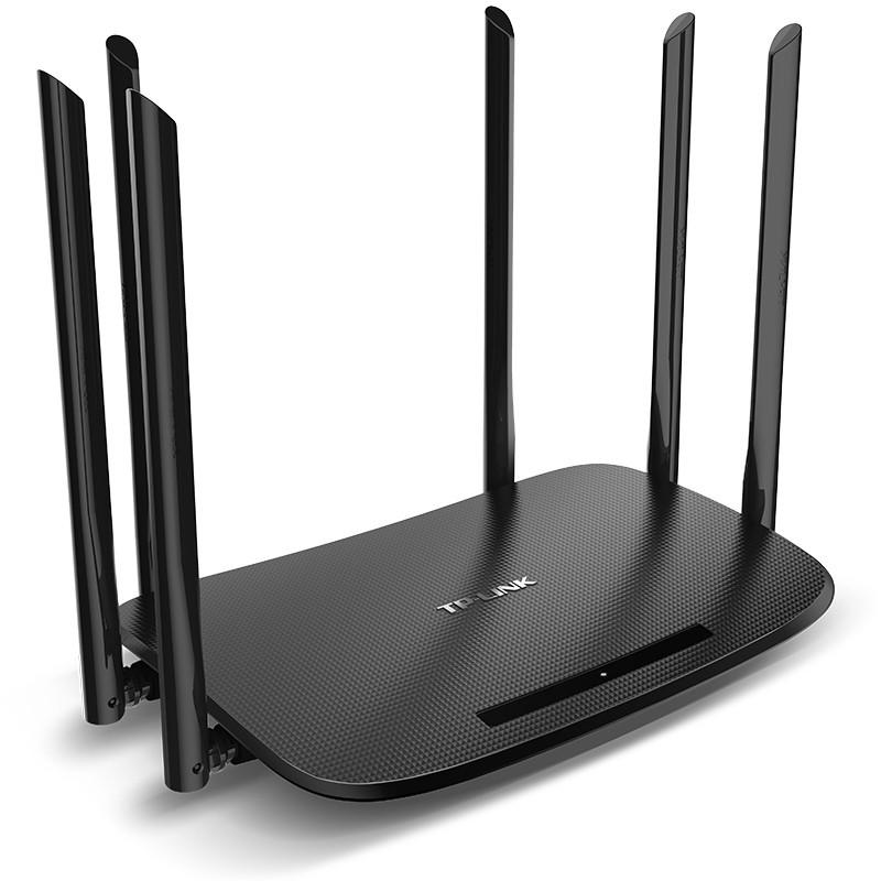 TP-LINK TL-WDR7300 2100M 11AC双频无线路由器 光纤宽带大户型穿墙 高速智能家庭家用