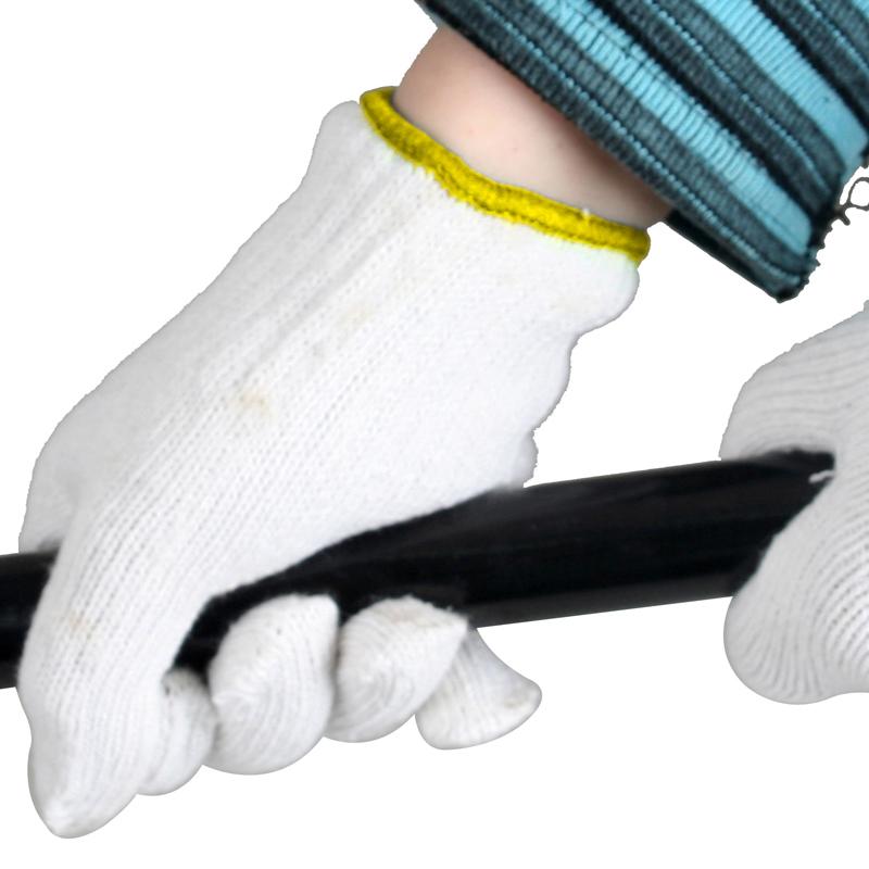 2086棉纱手套 防滑手套 劳保用品 棉线手套 12付