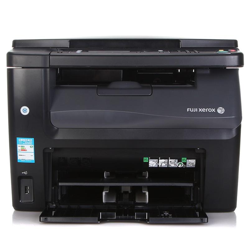 富士施乐(Fuji Xerox)CM118w A4彩色无线多功能一体机 (打印、复印、扫描、WIFI)