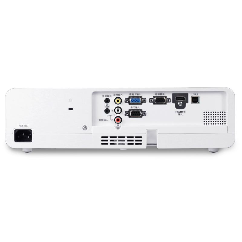 松下(panasonic)UX315C办公投影仪投影机+100英寸4比3幕布