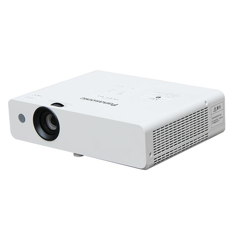 松下(Panasonic)PT-X316C投影仪办公投影机 1024*768分辨率31投影机 +翻页笔+10m HDMI高清线
