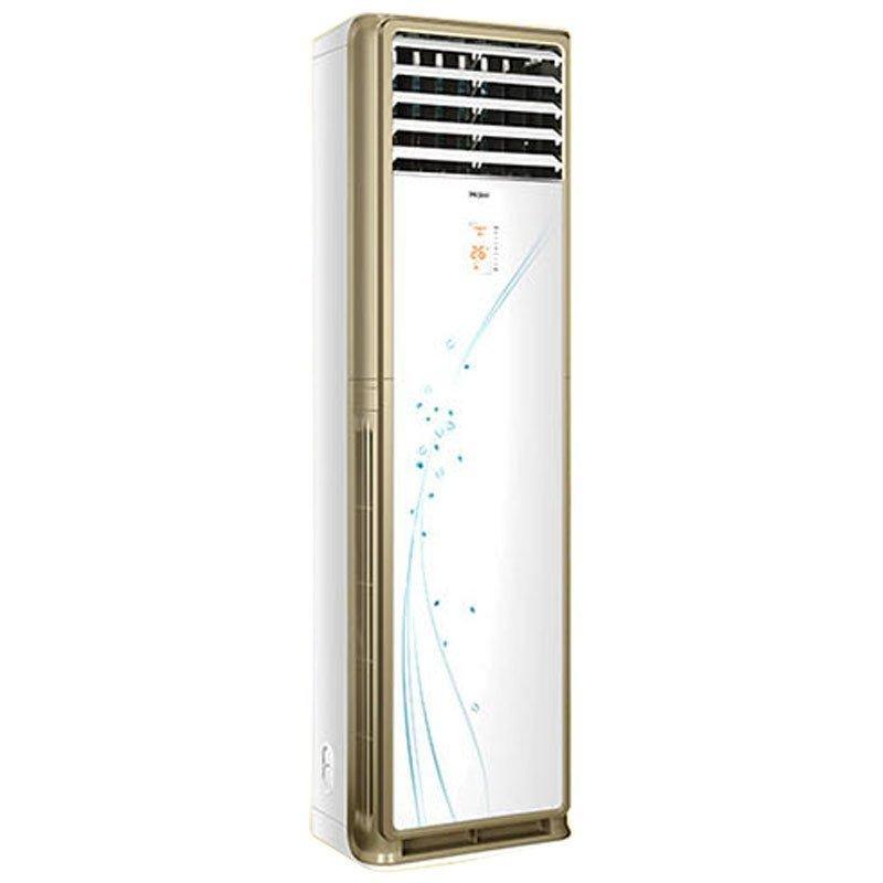 海尔(Haier)KFR-50LW/01YBA33 远距离出风 强冷劲热 2P 冷暖立柜式 空调