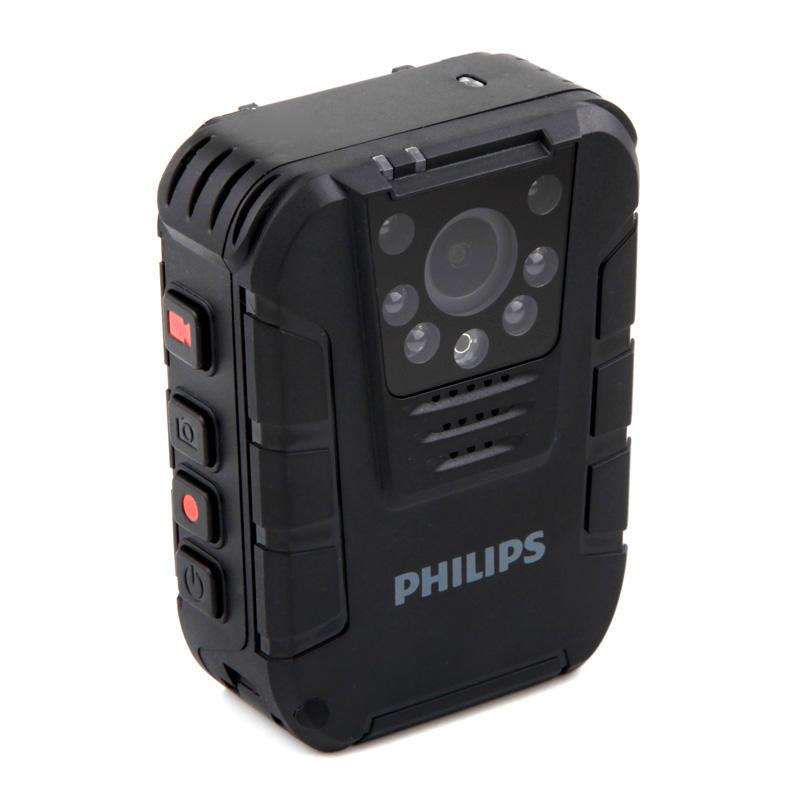 飞利浦(PHILIPS)VTR8100 执法取证 便携音视频记录仪