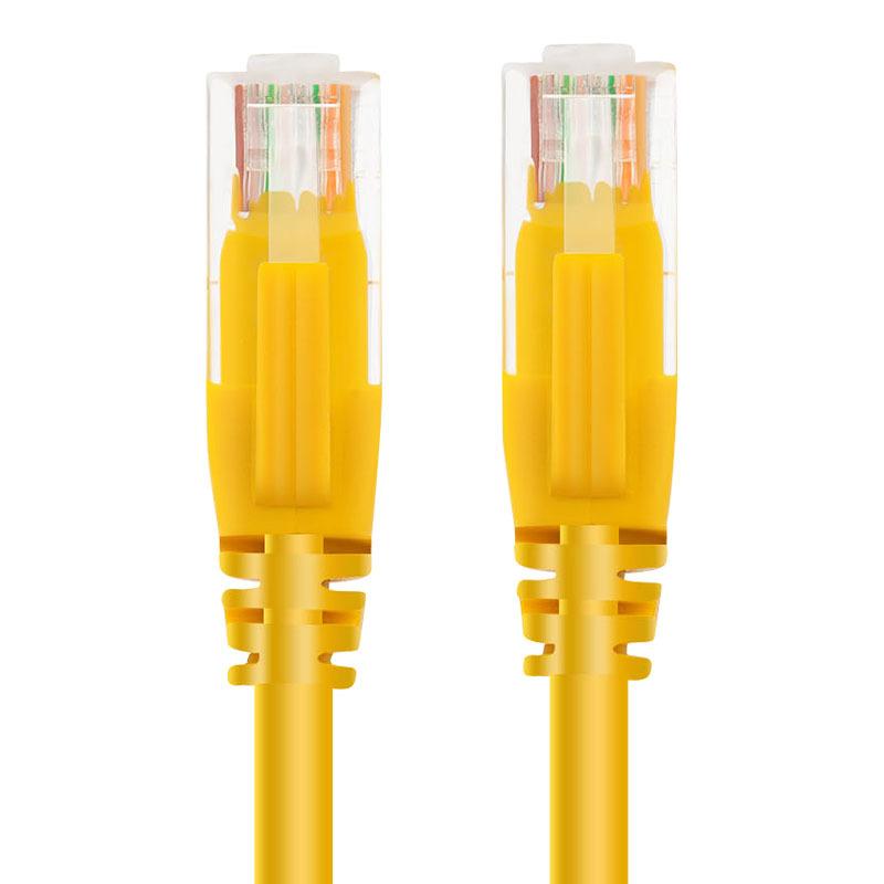 JH晶华 高速超五类网络跳线 路由器网线 室内外网线 5m