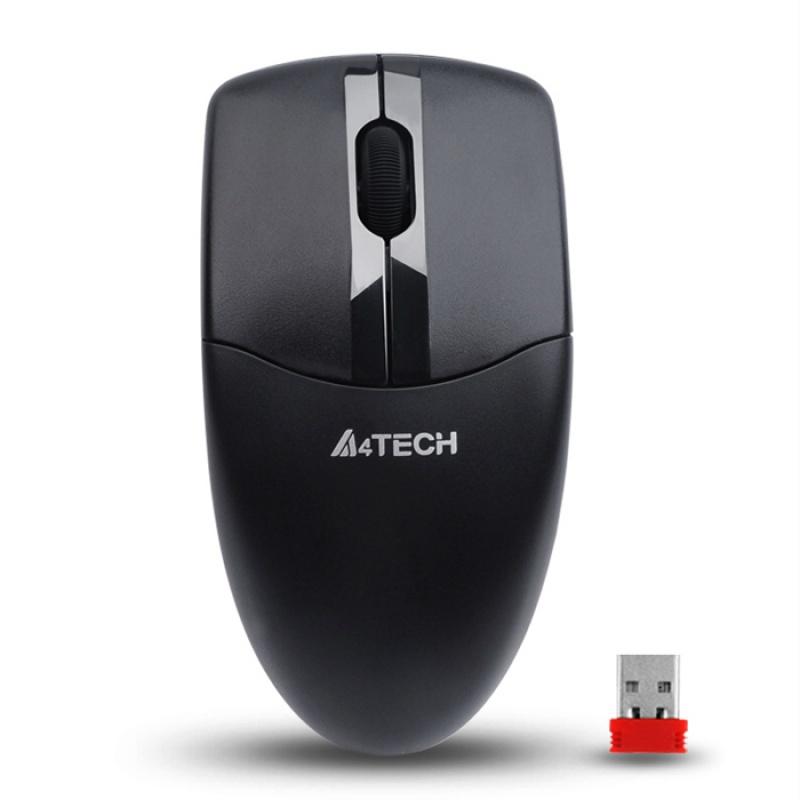 双飞燕无线鼠标 台式机笔记本电脑 USB办公家用游戏鼠标 G3-220N