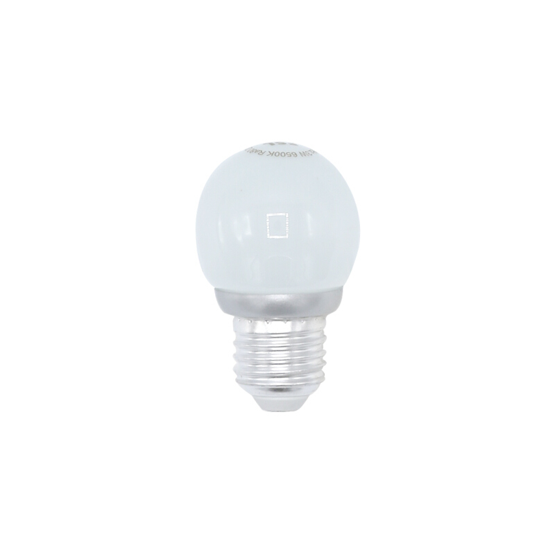 佛山照明(FSL)E27螺旋口 3W超炫二代系列LED G45球泡