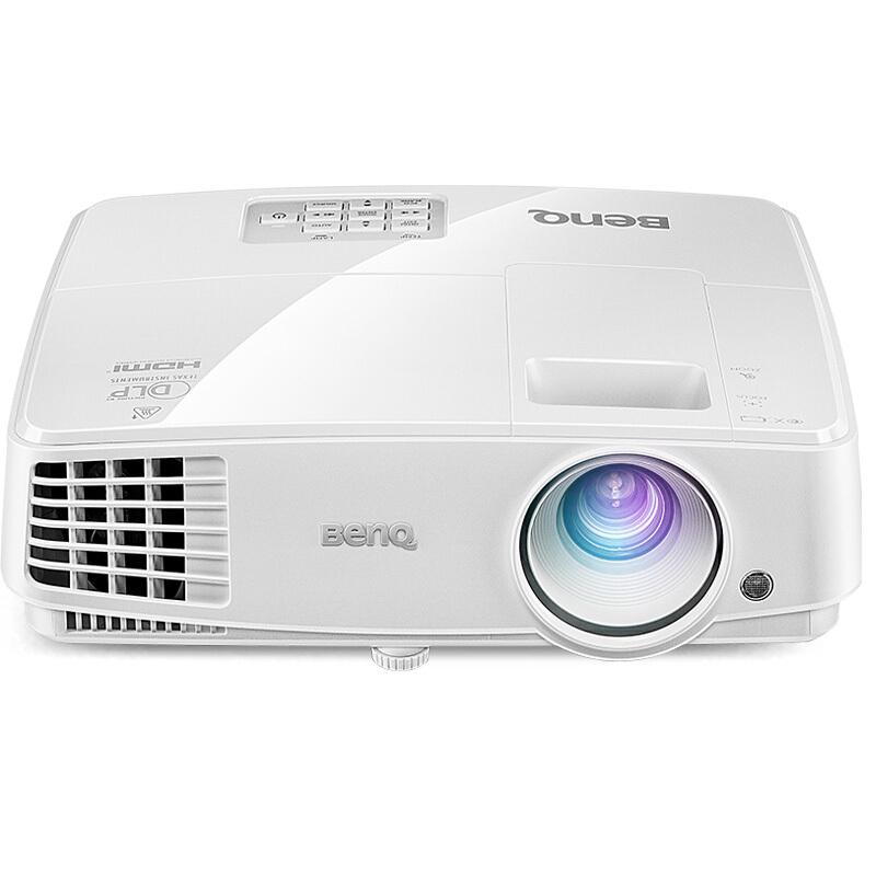 明基(BenQ)MS527 投影仪 投影机办公(3300流明 HDMI)