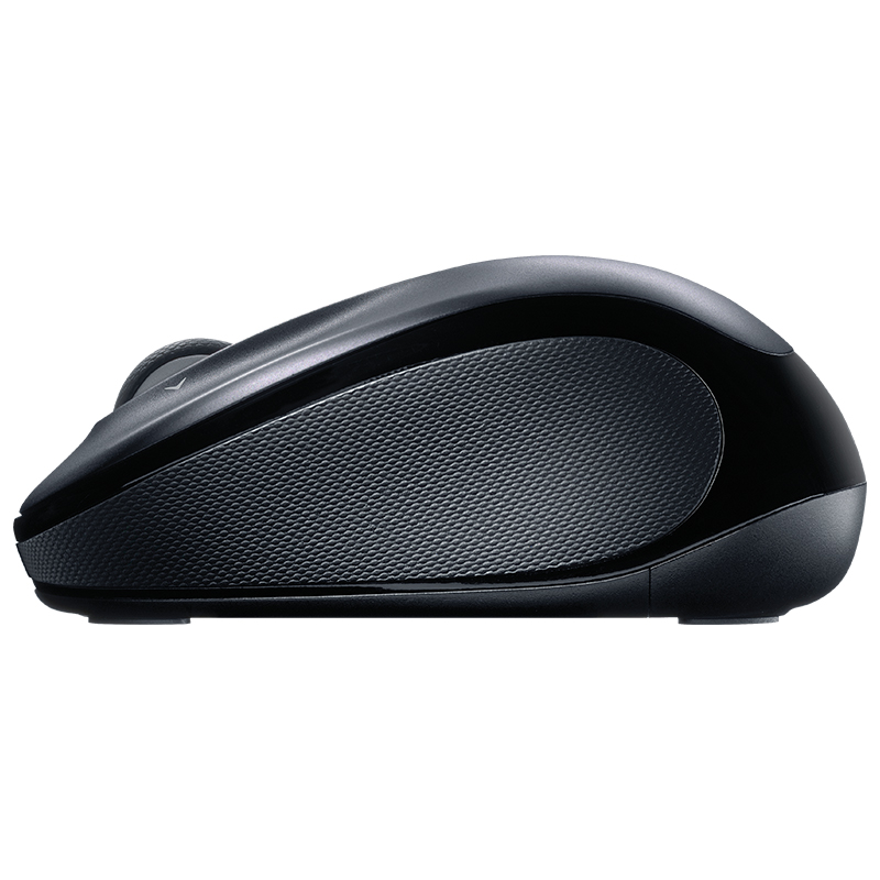 罗技(Logitech)M325 无线光学鼠标 黑色