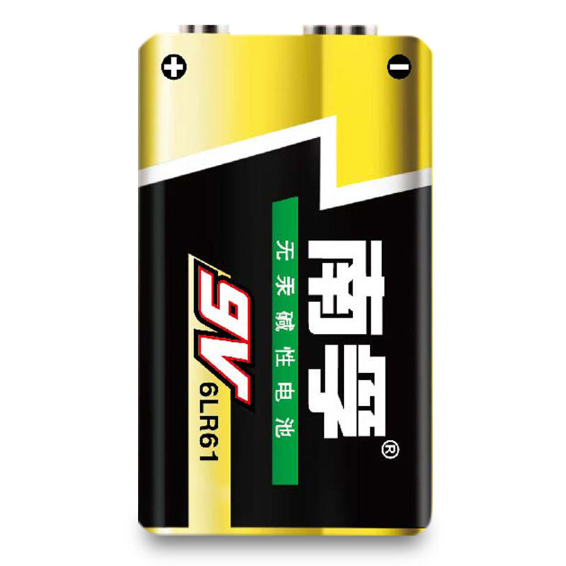 南孚(NANFU)9V碱性电池1粒装