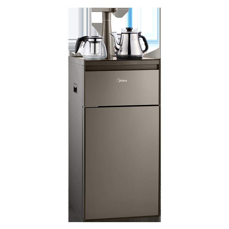 美的(Midea) YR1625S-X 立式家用茶吧机恒温下置式高端自主控温饮水器