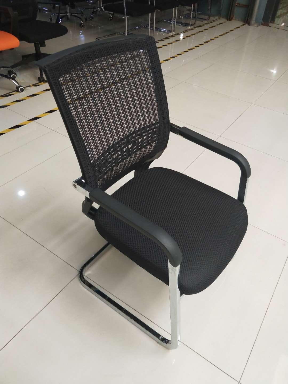 休闲办公椅子弓形电脑椅