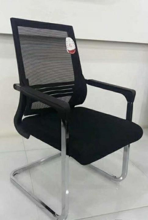 休闲办公椅子 弓形电脑椅