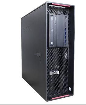 联想(Lenovo)P720(替代P710)联想塔式图形工作站主机 1颗铜牌3106 八核 1.7Ghz 32G内存/256+1T硬盘/P2000 5G