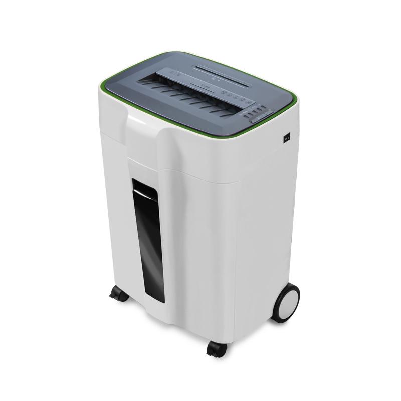 碎乐 E310D [DIN 66399]标准5级保密 小型办公碎纸机 多功能碎纸机
