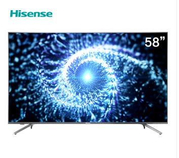 Hisense/海信 HZ58A65 4K 人工智能液晶平面电视